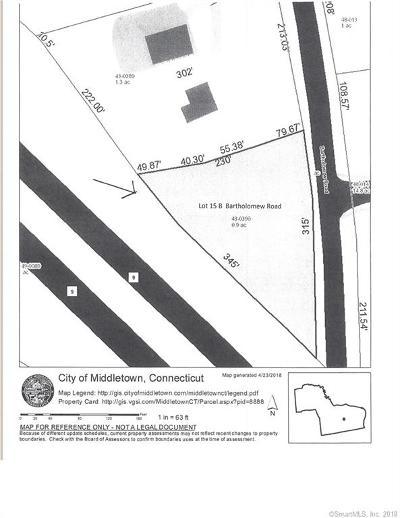 Middletown Residential Lots & Land For Sale: Bartholomew Road