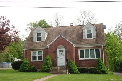 Middletown Single Family Home For Sale: 161 Russell Street
