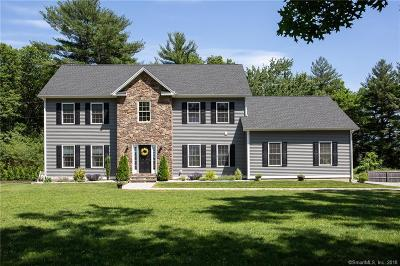 Farmington Single Family Home For Sale: 1803 New Britain Avenue