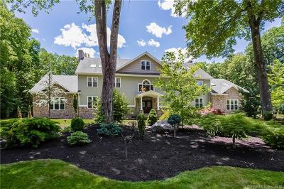 Farmington Single Family Home For Sale: 43 Fieldstone Run