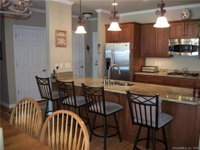 Branford Condo/Townhouse For Sale: 60 Maple Street #31
