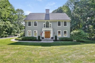 Monroe Single Family Home For Sale: 25 Historic Drive