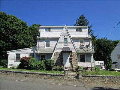 Waterbury Multi Family Home For Sale: 102 Ledgeside Avenue