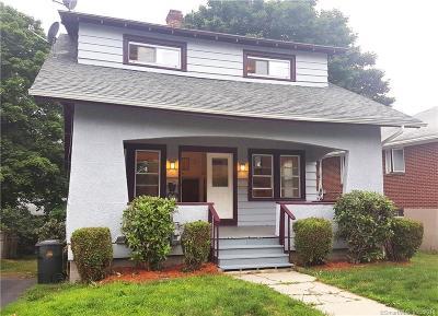 New London Single Family Home For Sale: 70 Park Street