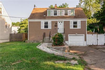 Norwalk Single Family Home For Sale: 13 Ingleside Avenue