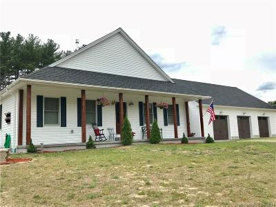 Windham County Single Family Home For Sale: 30 Indian Inn Road