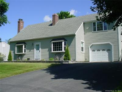 Torrington Single Family Home For Sale: 293 Country Club Road