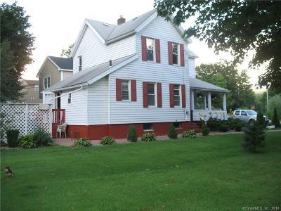 Naugatuck Single Family Home For Sale: 48 Greenwood Street