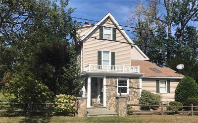 Fairfield Single Family Home For Sale: 358 Greenfield Street