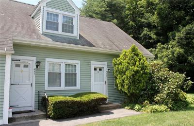 Canton Condo/Townhouse For Sale: 496 Dowd Avenue #496