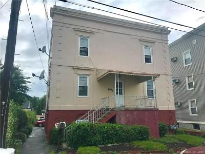 Waterbury Multi Family Home For Sale: 20 Bennett Avenue