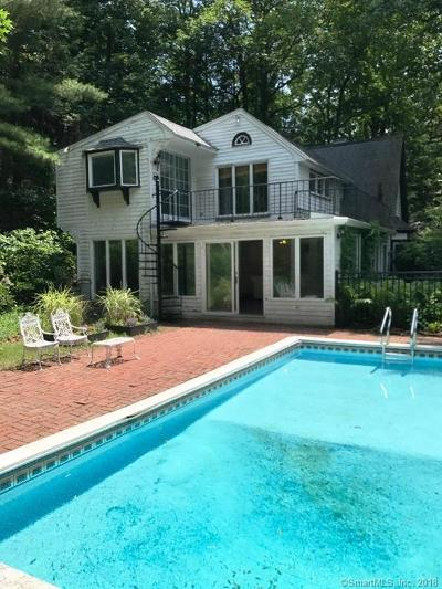 New Fairfield Single Family Home For Sale: 14 Rocky Hill Road