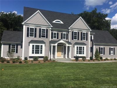 Avon CT Single Family Home For Sale: $839,900