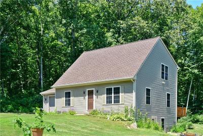 Ledyard Single Family Home For Sale: 343r Shewville Road