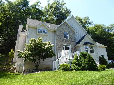 Danbury Single Family Home For Sale: 30 Seminole Drive