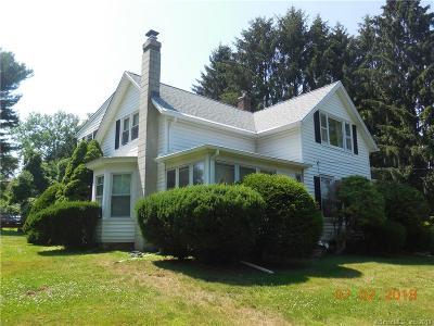 Meriden Multi Family Home For Sale: 288 Gravel Street