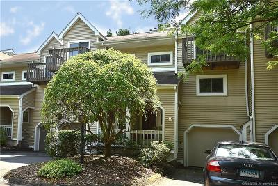 Tolland County Condo/Townhouse For Sale: 60 Old Town Road #53