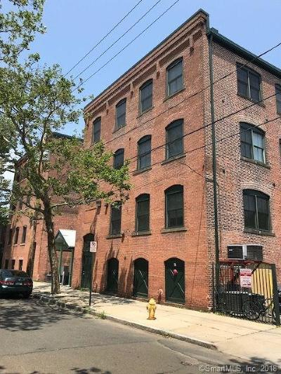 New Haven Condo/Townhouse For Sale: 43 Chestnut Street #70