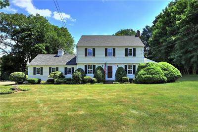 Orange Single Family Home For Sale: 719 Orange Center Road