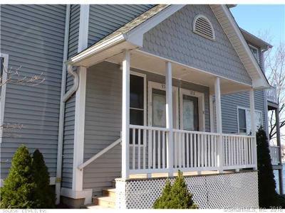 New Haven Condo/Townhouse For Sale: 852 Quinnipiac Avenue #11