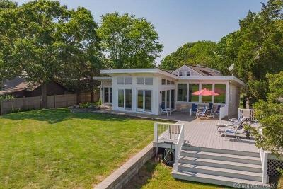 Old Lyme Single Family Home For Sale: 28 Katherine Road