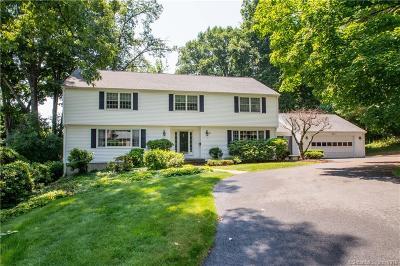 West Hartford Single Family Home For Sale: 35 Juniper Lane