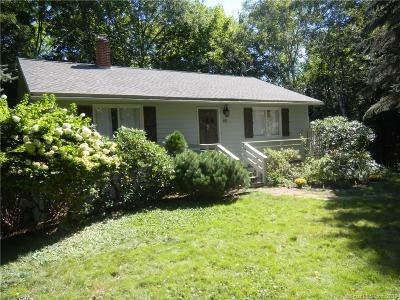 Goshen Single Family Home For Sale: 64 Bentley Circle