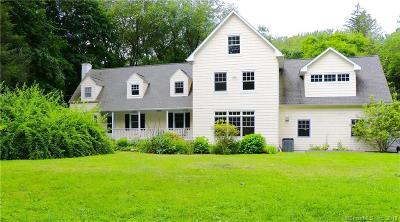 Weston Single Family Home For Sale: 262 Newtown Turnpike