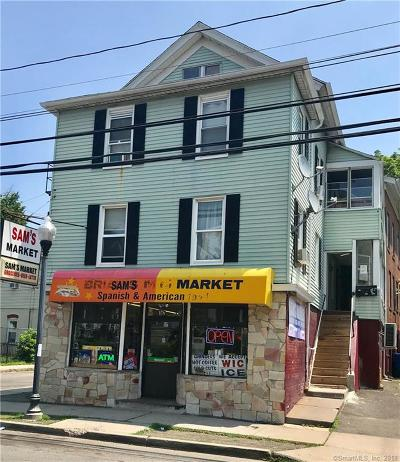 Meriden Multi Family Home For Sale: 167 Lewis Avenue