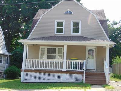 Waterbury Single Family Home For Sale: 74 Pierpont Street