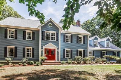 Madison Single Family Home For Sale: 74 Quail Run