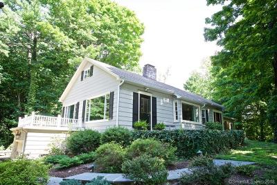 Norwalk Single Family Home For Sale: 49 Newtown Avenue