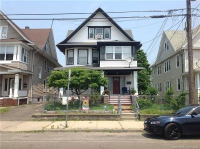 Bridgeport Multi Family Home For Sale: 344 Seaview Avenue
