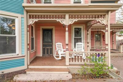 New Haven Multi Family Home For Sale: 965 Quinnipiac Avenue