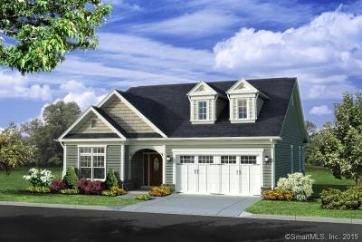 Beacon Falls Single Family Home For Sale: 43 Twin Oaks Trail #184