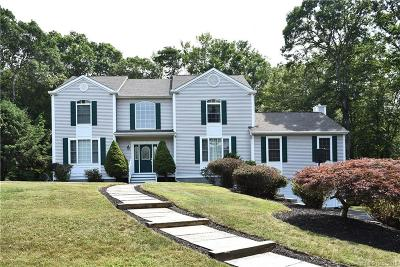 Stonington Single Family Home For Sale: 138 Long Wharf Road