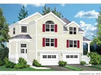 Tolland County Condo/Townhouse For Sale: 23 Woodside Drive #23