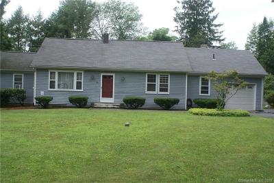 Bethel Single Family Home For Sale: 26 Redwood Drive