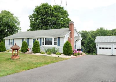 Farmington Single Family Home For Sale: 815 New Britain Avenue