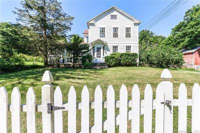 Bethel Single Family Home For Sale: 135 Chestnut Ridge Road