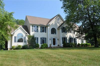 New Milford Single Family Home For Sale: 16 Wood Creek Road