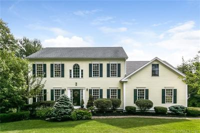 Guilford Single Family Home For Sale: 481 Goose Lane