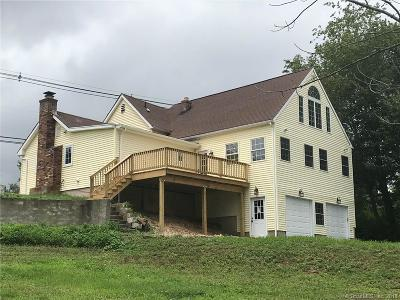 Wallingford Single Family Home For Sale: 56 South Branford Road