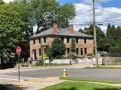 Stonington CT Single Family Home For Sale: $1,695,000