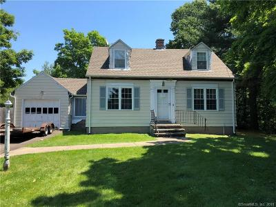 New Haven County Single Family Home For Sale: 790 Wintergreen Avenue