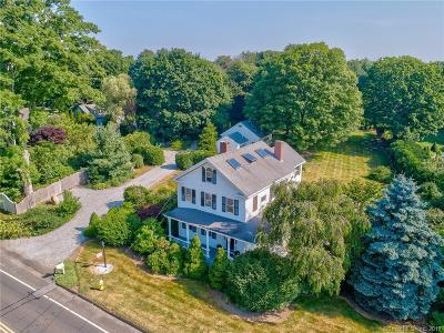New Haven County Single Family Home For Sale: 109 Boston Post Road