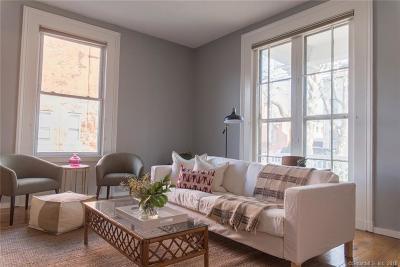 New Haven Condo/Townhouse For Sale: 324 Saint John Street #1
