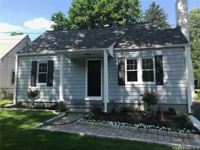 Fairfield Single Family Home For Sale: 2082 Stratfield Road