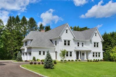 Westport Single Family Home For Sale: 9 Rockyfield Road