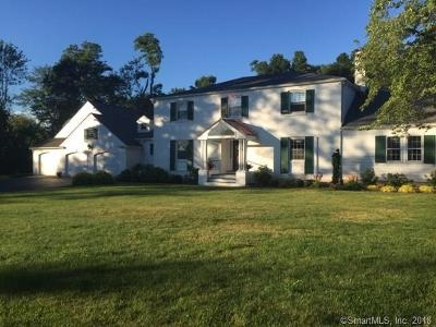 North Haven Single Family Home For Sale: 121 Blue Hills Road
